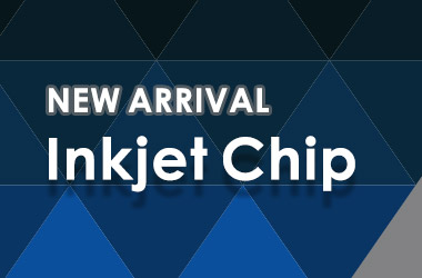 Inkjet Chip New Arrivals (January, 2021)